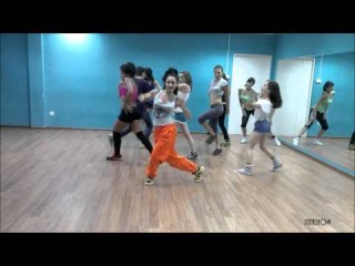 Inna Show! E-dance studio! Sexy rnb! Baby