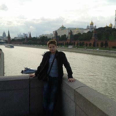 Федор Марковский, 14 апреля , Москва, id213491133