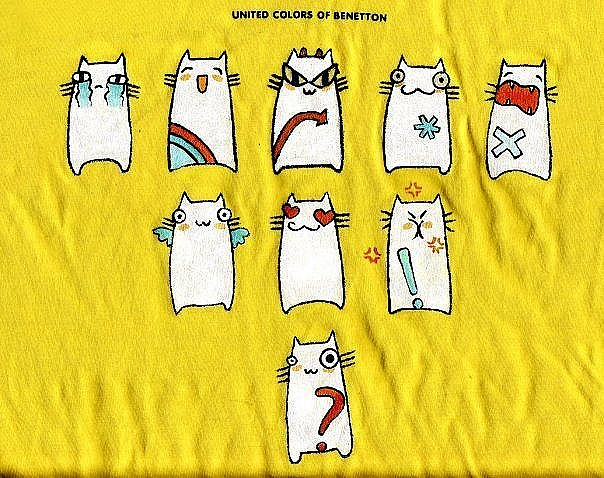 Принты футболки своими руками