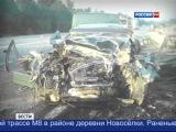 Семь человек погибли в ДТП под Ярославлем 27.06.2013 около 5 утра