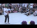 Timur vs Sanya | HipHop 1/2 final | Space of Dance