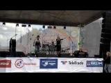 Vlad Bostan ft. TaYa - Я Не Я (День города Новосибирск 2013г)