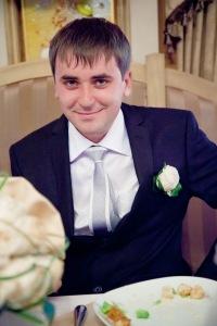 Андрей Клюкович, 6 января 1986, Новосибирск, id4335574