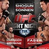 Watch UFC Shogun vs Sonnen Live Streaming Online