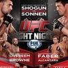 Watch UFC Shogun vs Sonnen Live Streaming Online
