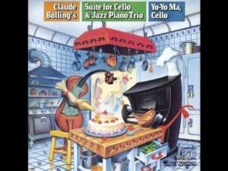 Suite for Cello & Jazz Piano Trio - Galop | Claude Bolling