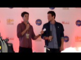 Cory Monteith Signing in Sydney