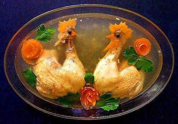 Украшение и необычные способы подачи блюд,салатов,выпечки и бутербродов . Oah-_OaEa7Q