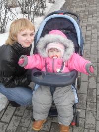 Ольга Шестак, 10 декабря 1990, Тверь, id105948856