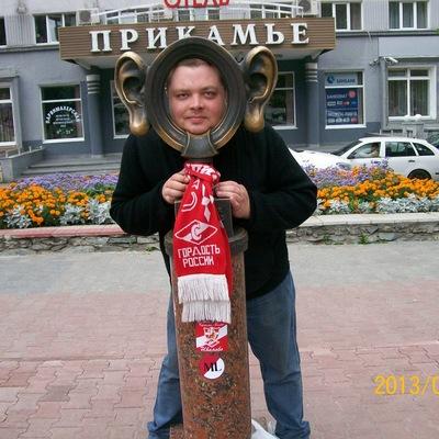 Сергей Туманов, 7 июня 1982, Москва, id115669604