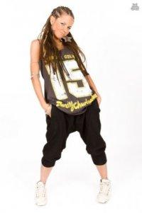 Одежда для рэперов девочек