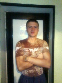 Петр Анюховский, 1 января 1988, Екатеринбург, id101401777