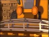 Трактор Том русский. Мультфильмы для детей