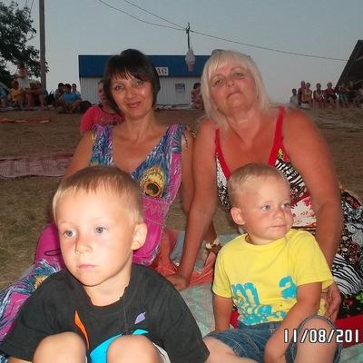 Галина Щербина, 2 ноября , Скадовск, id163835262