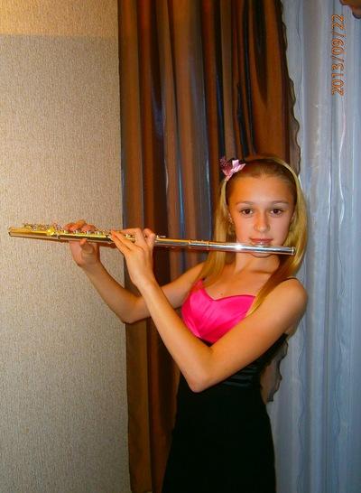 Карина Хабарова, 23 июля , Шадринск, id92793645