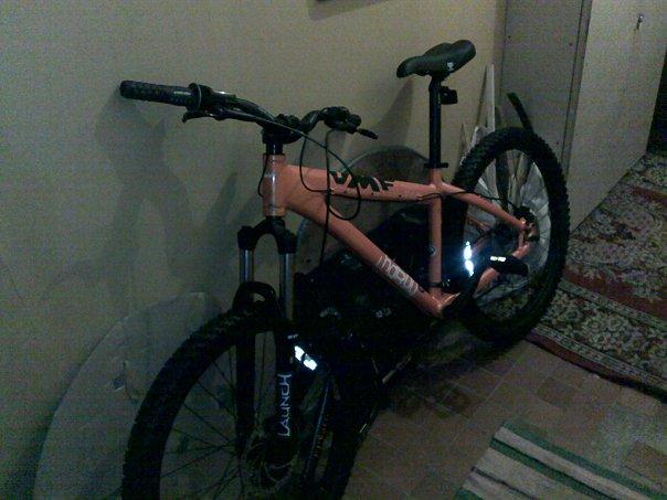 Имеется велосипед, хочу моторизировать