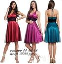 Платье для коктейля,фасоны платьев из шифона фото,красивые летние платья...