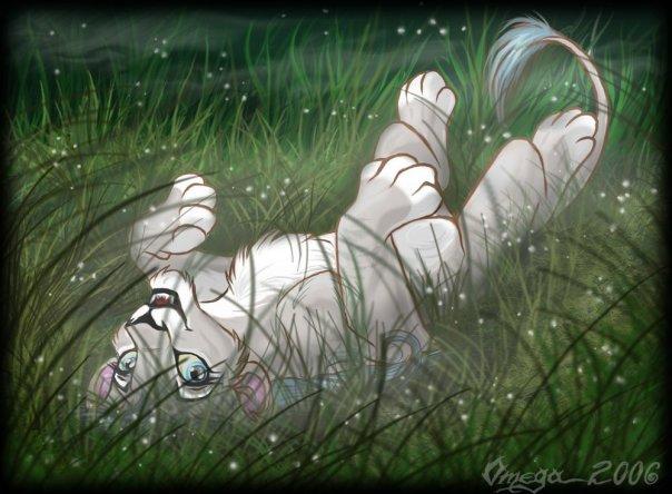 аниме животные картинки:
