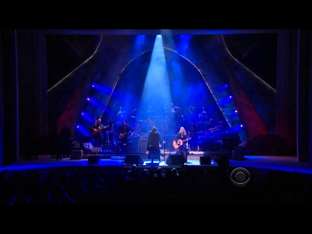 Heart Stairway To Heaven - Live Kennedy Center Honors- Led Zeppelin Tribute - 2012