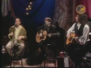 R.E.M. - Radio Song (Unplugged - 1991)