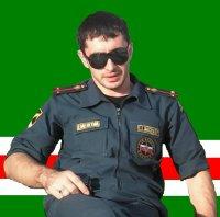 Ismail Dachaev, Краснодар