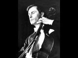 Daniel Shafran - Kabalevsky - Cello Concerto No.1 in G minor, Op.49 - III.Allegro