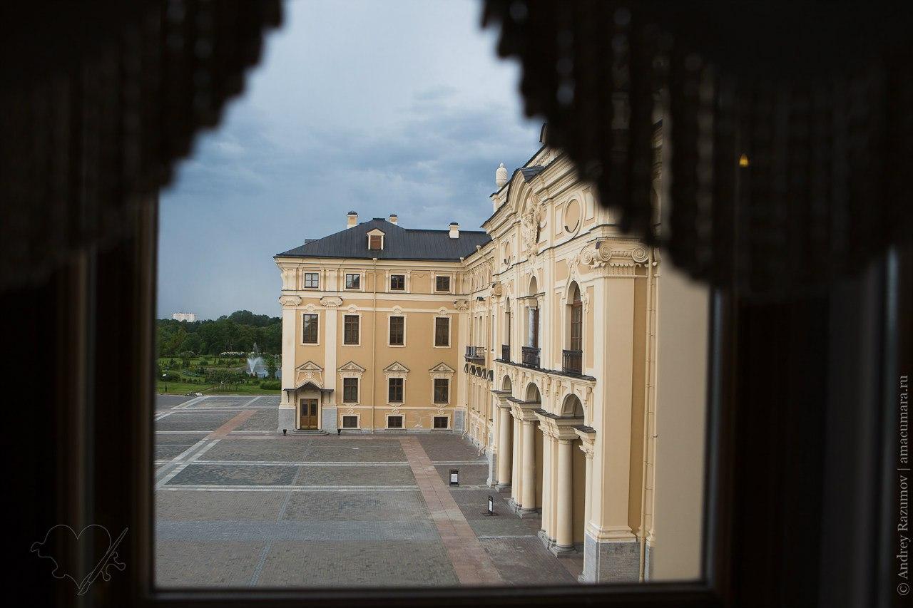 Константиновский дворец Стрельна Санкт-Петербург