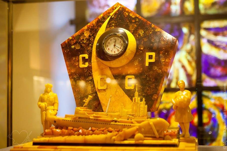 Калининград музей Янтаря
