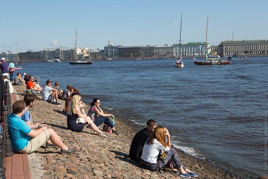 Неделя классических яхт в Санкт-Петербурге