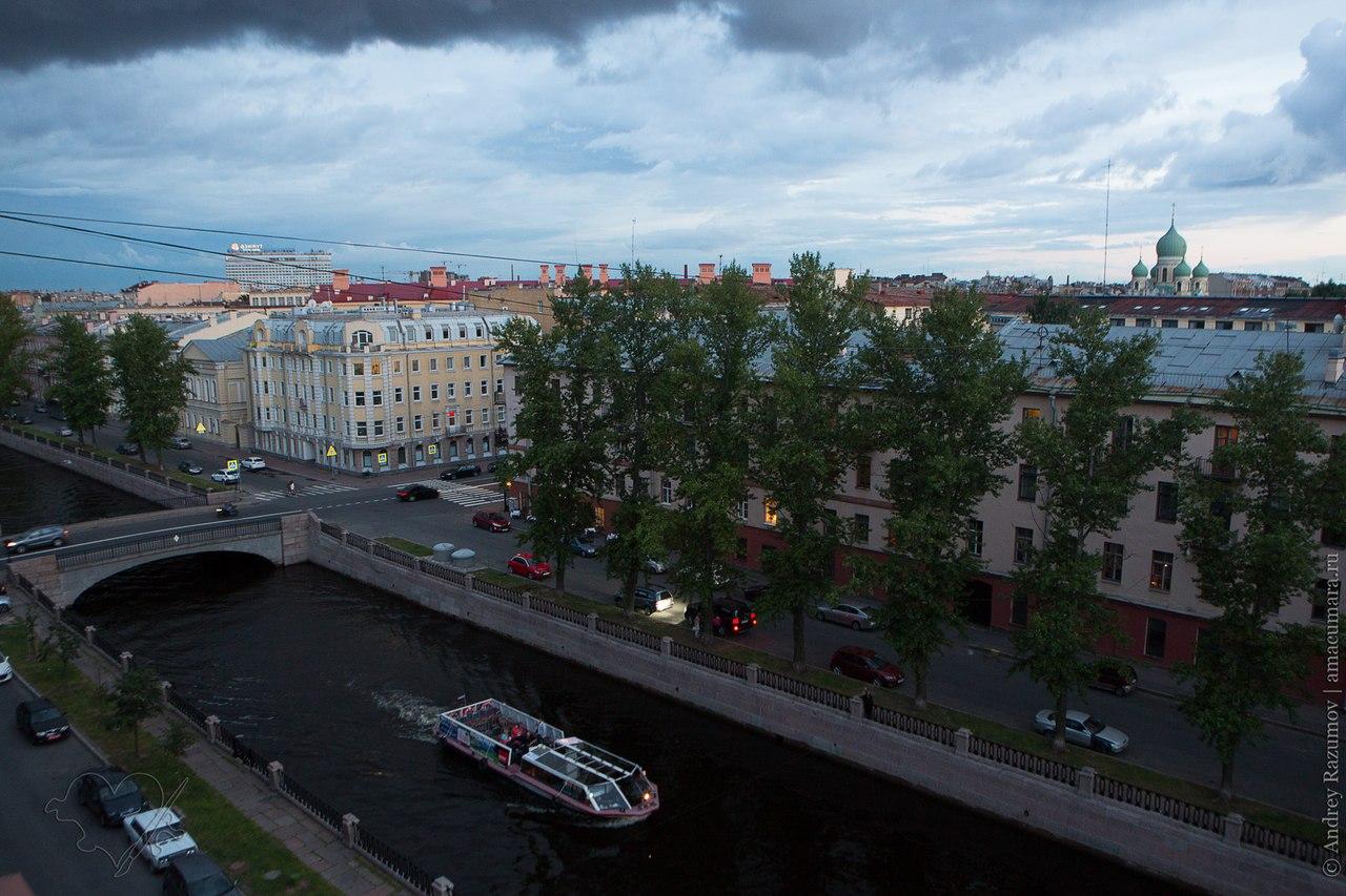 Крюков канал Никольский собор