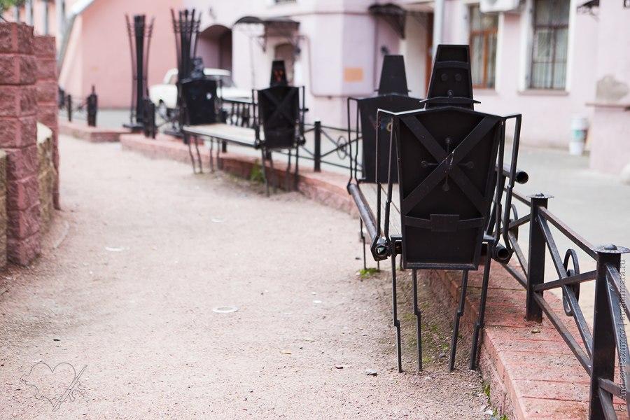 Изумрудный город дворик улица Правды