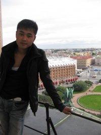 Искандер Абрамов, 8 августа , Уфа, id101033106