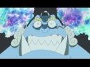 One Piece  Ван Пис - 572 серия [Shachiburi]