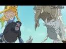 One Piece  Ван Пис - 551 серия [Shachiburi]