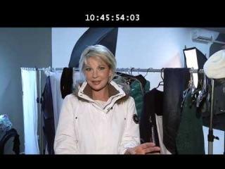 Татьяна Веденеева. Фотосессия для Halens Russia. Эксклюзивные кадры Первого канала.