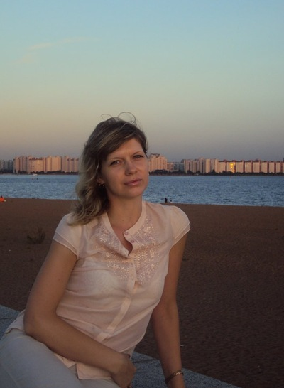Ирина Черных, 4 марта 1981, Санкт-Петербург, id2435384
