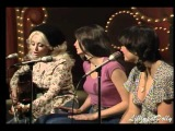 Dolly Parton Bury Me Beneath The Willow on Dolly Show with Emmylou Harris &amp Linda Ronstadt 197677