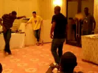 Asafa Powell & Usain Bolt in Tottori