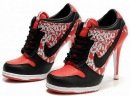 "Nike Dunk SB  ""black/red "" - Krossmarket."