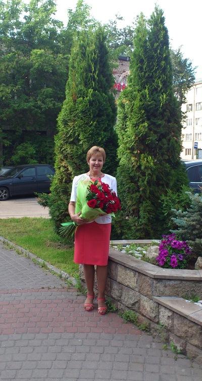 Татьяна Васинкина, 29 июня 1958, Железногорск, id132689153