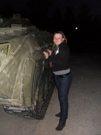 Мария Рыжкова, 2 августа 1999, Муром, id147594693