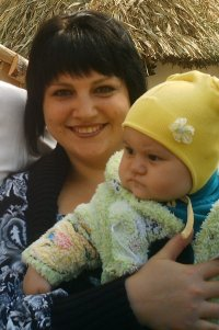 Ирина Хомко, 26 марта , Корюковка, id40041504