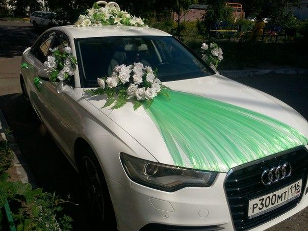 Мастер класс машина на свадьбу