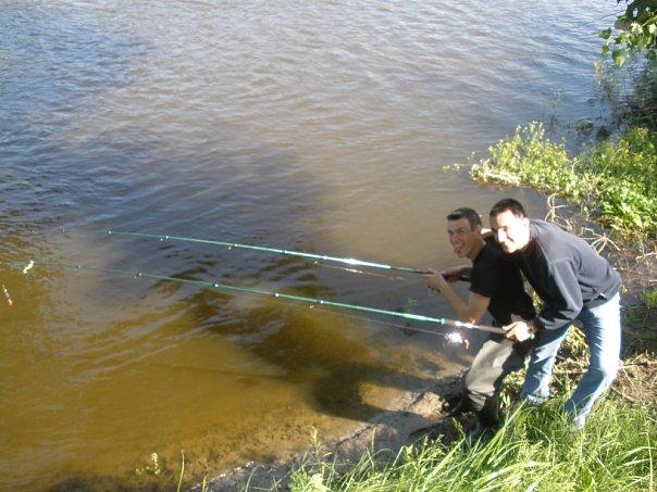 Рыбалки за год