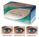 Контактные линзы FreshLook.  442x429 www.rosfirm.ru.