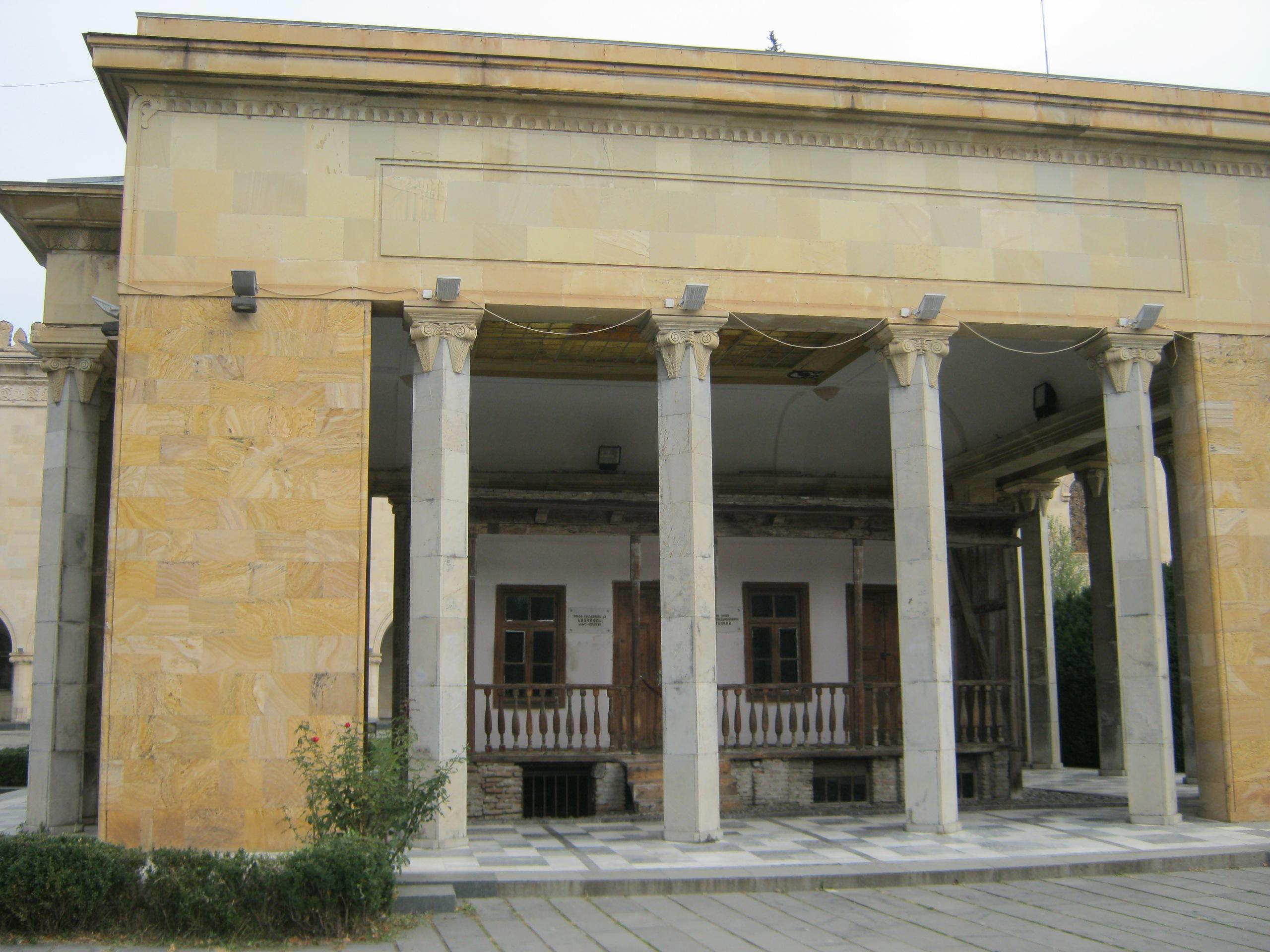 Дом-музей И.В. Сталина.