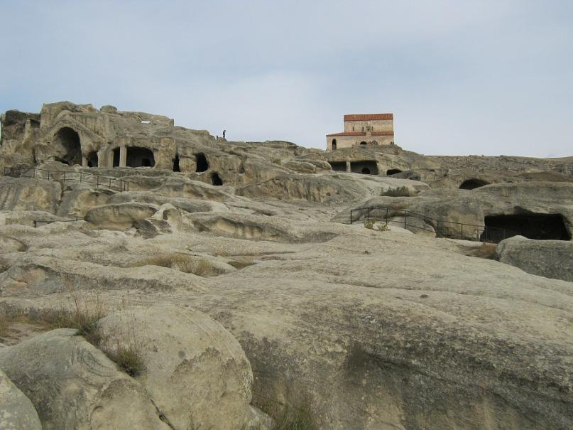 Пещерный монастырь Уплисцихе
