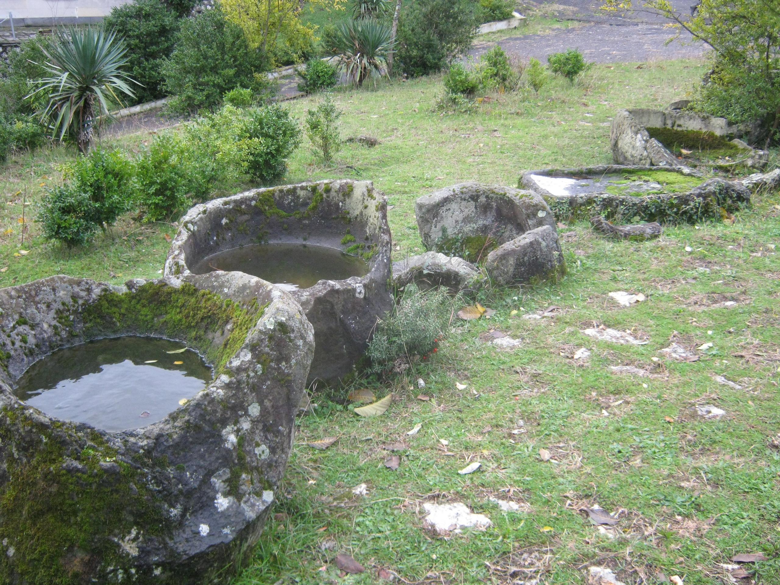 археологический музей в Вани