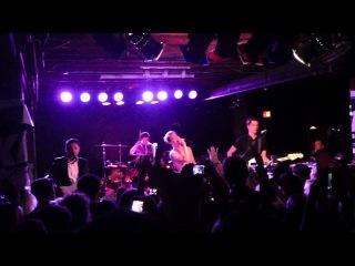 Titanium (David Guetta) | Panic! At The Disco | 8.5.13 @ Canal Club (1080 HD)