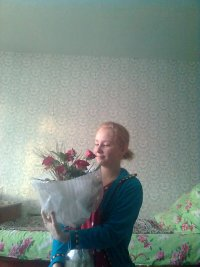 Кристина Воробьева, 22 августа 1991, Медногорск, id62281689